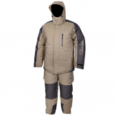 7164 1200 Gamakatsu Hyper Thermal Khaki kostiumas L