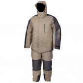 7164 1500 Gamakatsu Hyper Thermal Khaki kostiumas XXXL