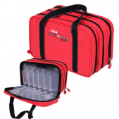 8355018 D.A.M Steelpower Red Lure Case