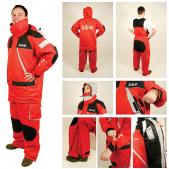 8855003 Plaukiantis kvėpuojantis kostiumas DAM Hydroguard Boat 2d XL