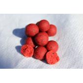 AikiBaits Boiliai Strawberry 1kg 18mm