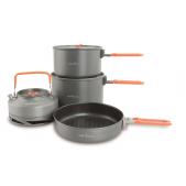 CCW001 Fox Cookware rinkinys 3 dalys