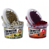 DY219 Dynamite Baits Swim Stim Soft Hook Pellets White Amino  4mm & 6mm