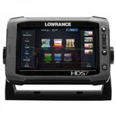 Echolotas Lowrance HDS 7 Gen2 Combo Touch