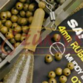 K4RBB Korda 4mm elastingi rutuliukai Brown
