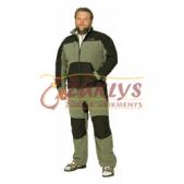 Norfin PolarLine 2 Pliušo kostiumas 337002-M