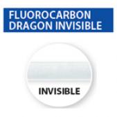 Pavadėliai 50-420-40 Dragon Invisible Fluorocarbon 20 40
