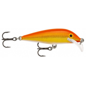 Rapala SCRCD05 (GFR) Gold Fluroescent Red