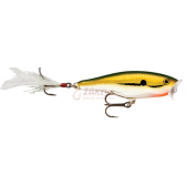 Rapala Skitter Pop SP05 (GCH) Gold Crome