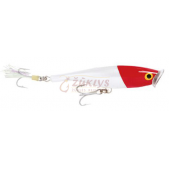 Rapala Skitter Pop Saltwater SSP12 (RH) Red Head