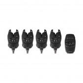 53841 Prologic SNZ Bite Alarm Kit 3+1 Signalizatoriai