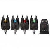 45711 Prologic UNIT Bite Alarm Kit 4+1 Signalizatoriai