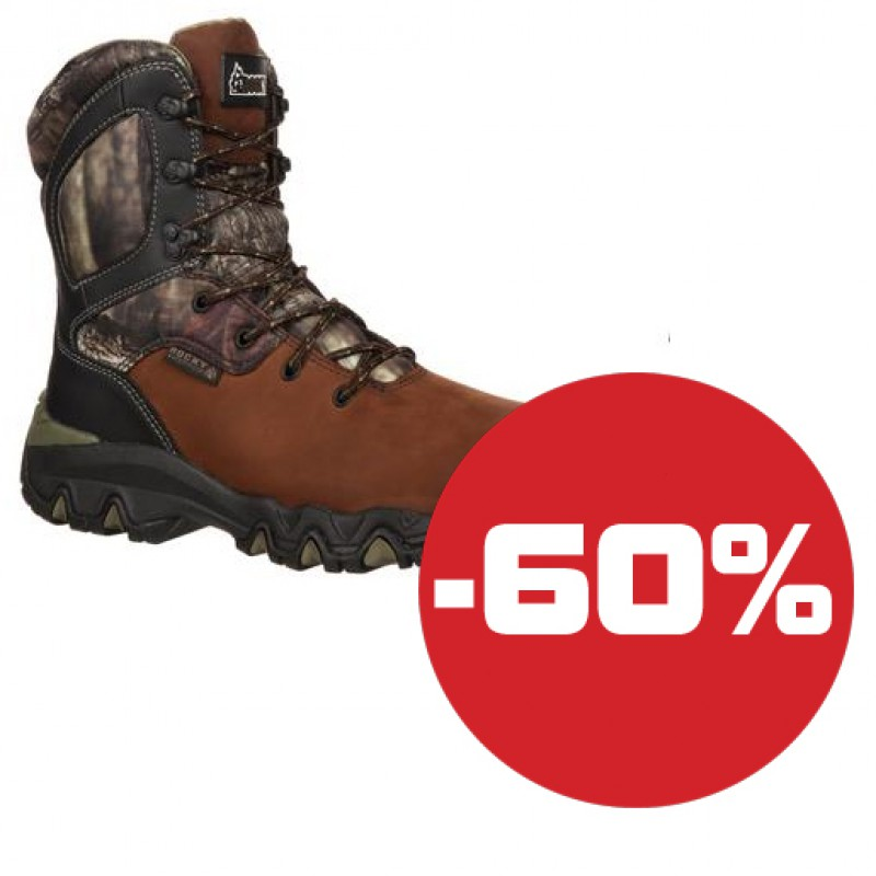 Batai Rocky Bigfoot Waterproof Mossy Oak Break Up (dydžiai 44,5)