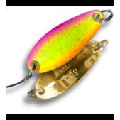 SEEKER-2.5-33 Blizgė Crazy Fish Spoon SEEKER-2.5g #33