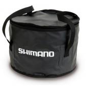 Shimano Kibiras Groundbait Bowl PVC Zip Top