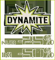 Dynamite vasar sonas