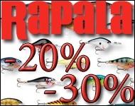 Rapala -20%