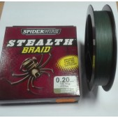 Pintas valas SpiderWire Stealth Braid