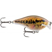 Rapala Scatter Rap Crank Shallow SSCRC05 (SBL) Live Smallmouth Bass