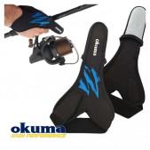 Vieno piršto pirštinė Okuma Motif One Finger Casting Glove