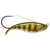 Rapala Weedless Shad WSD08 (PEL) Live Perch