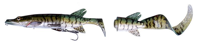 Green Silver Pike
