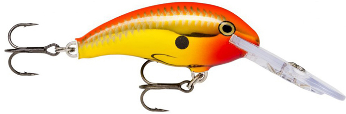 (CGFR) Chrome Gold Fluorescent Red